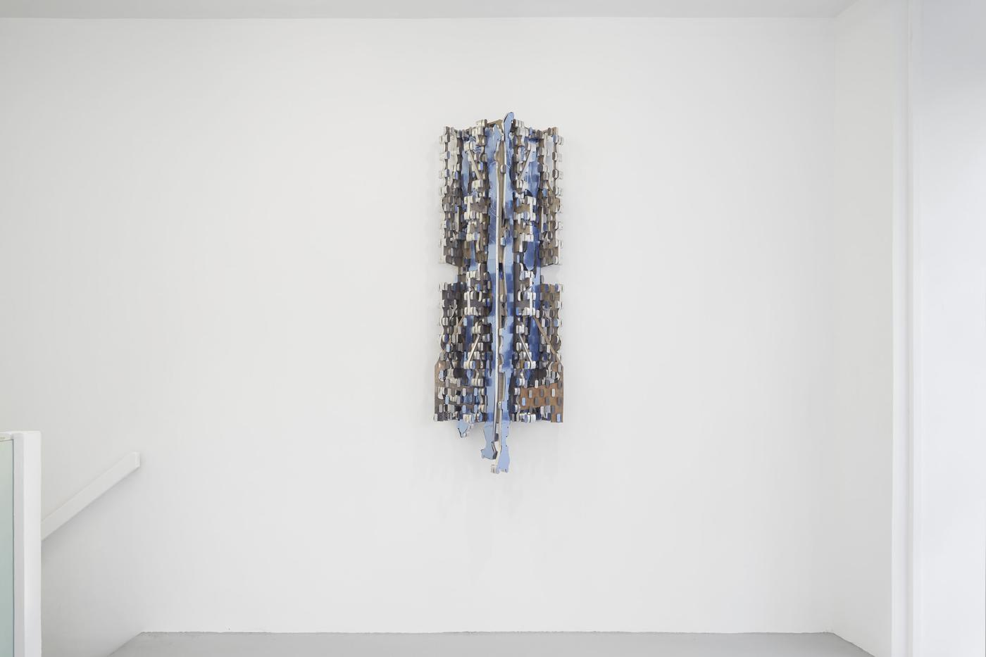 Installation view, I Held the Landscape in My Arms, Josh Lilley Gallery, London, United Kingdom, 2018