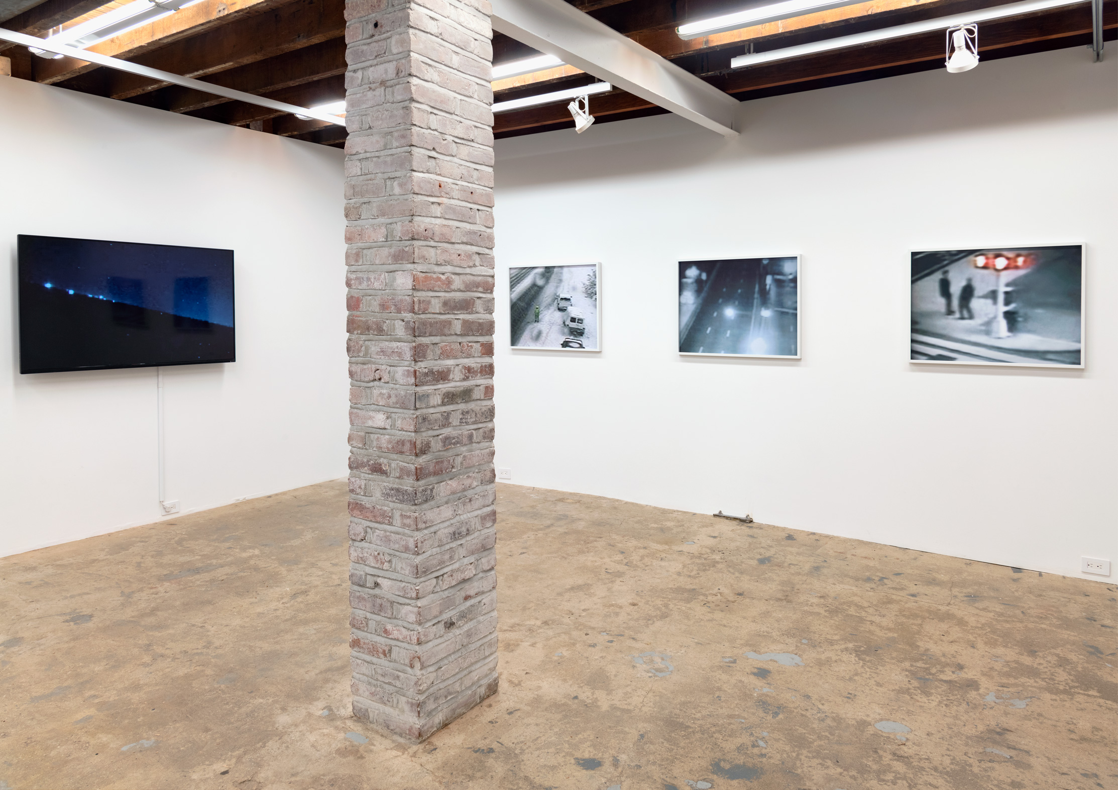 Installation view, Barbara Ess: Someone To Watch Over Me, Magenta Plains, New York, NY, 2019