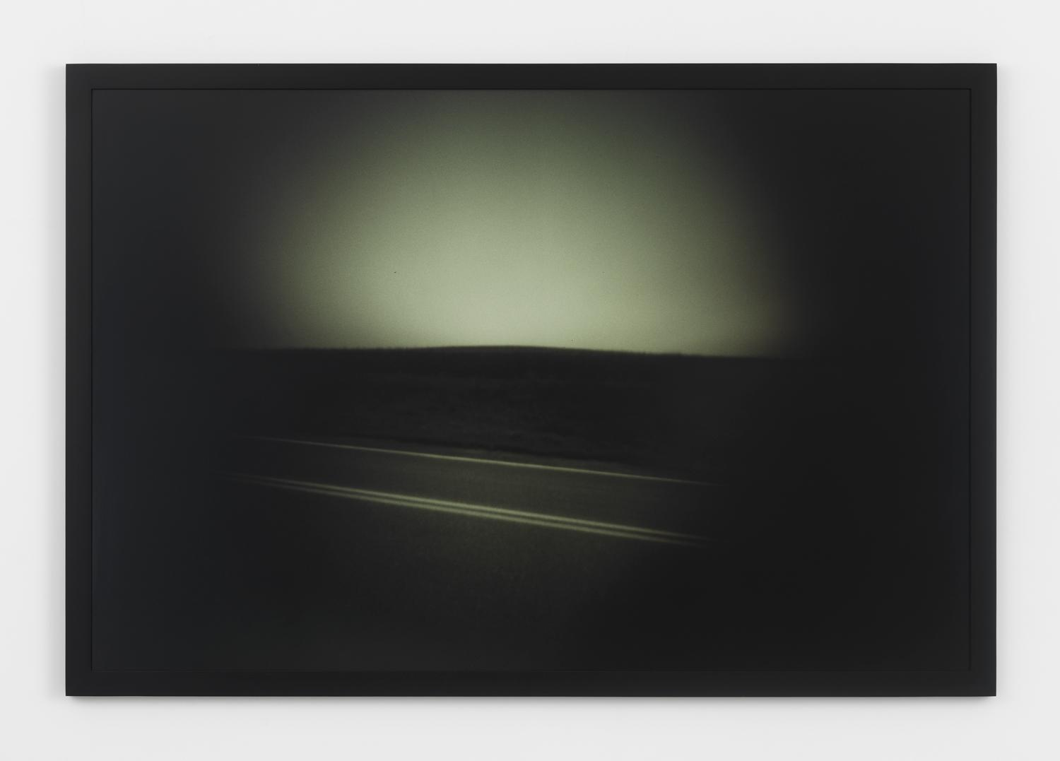 Barbara Ess, Highway, 1995, C-Print, 40h x 60w in.