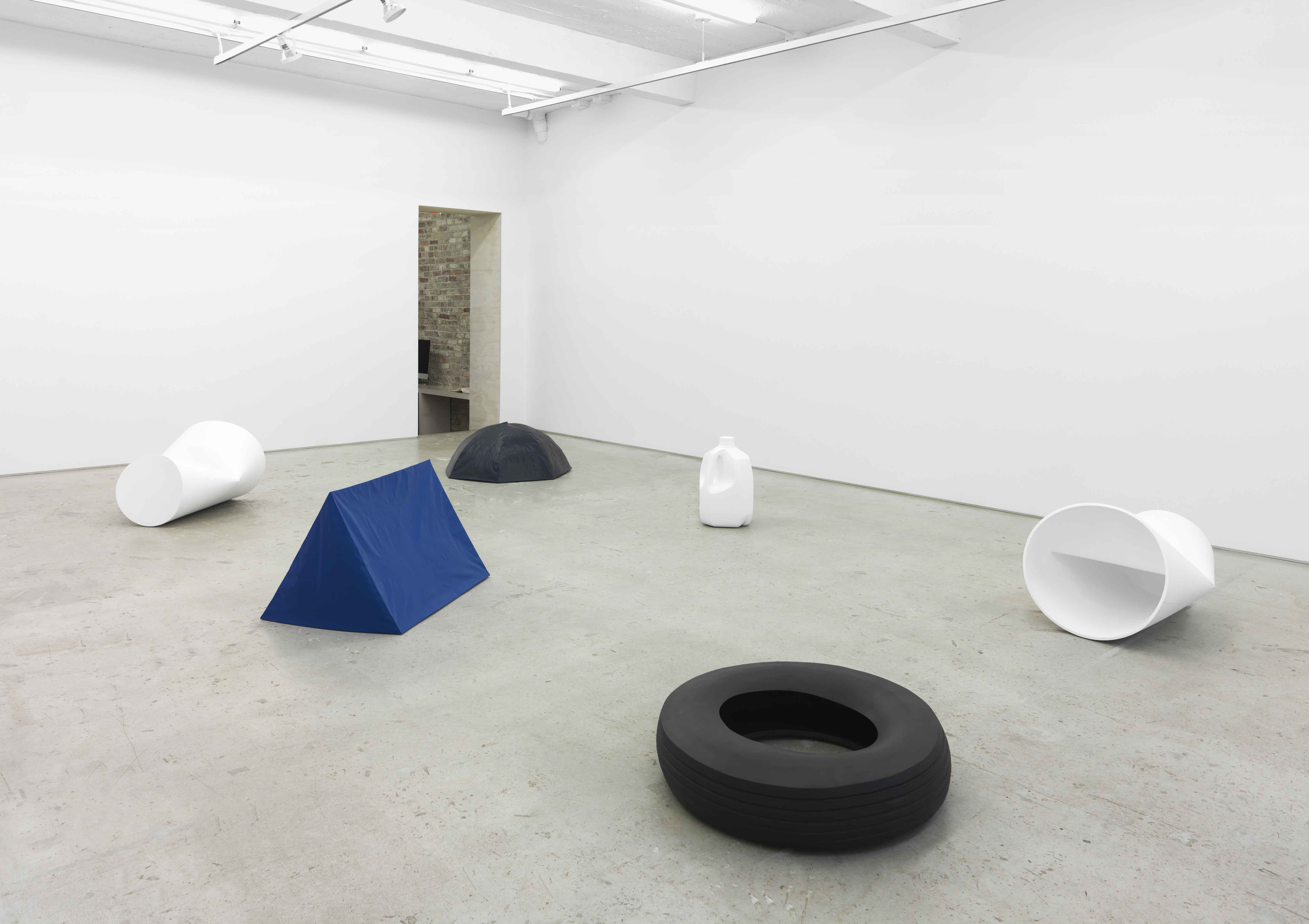 Installation view, No One's Things, Magenta Plains, New York, NY, 2018